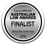 Lawyers Weekly ALA 2019: Finalist Rising Star