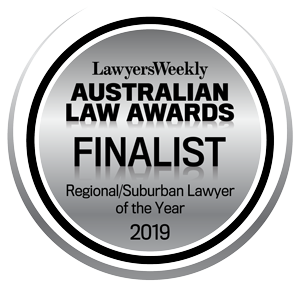 Lawyers Weekly ALA 2019: Regional/Suburban Lawyer of the Year Finalist
